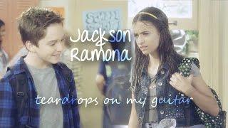 "Jackson and Ramona | ""Teardrops on my Guitar"""