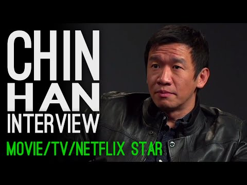 Marco Polo and The Dark Knight Actor, Chin Han (Interview)