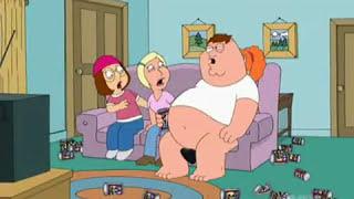 "Family Guy - Peter ""Hey, Meg, you seen my pants?"""