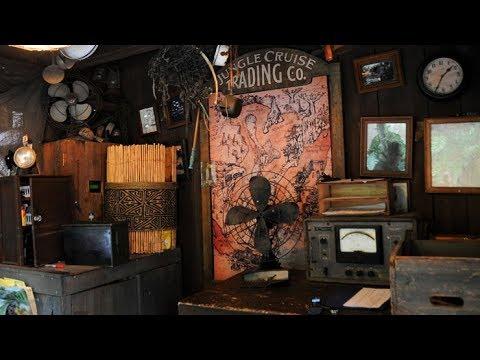 Magic Kingdom | Jungle Cruise | Queue Loop (AWOL Airwaves)