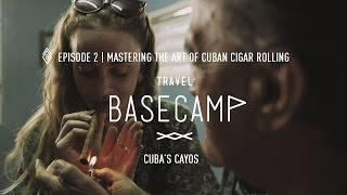 Rolling Cigars With A Master In Cuba