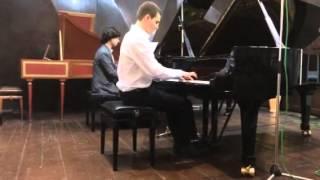 Alon Mamo, Chopin Concerto no