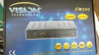 Flash mise a jour Vision S330فلاش-تحديث