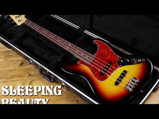 Crews Maniac Sound SLEEPING BEAUTY JB 3TS w/K&T
