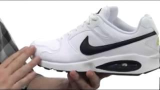 Meseta incluir a lo largo  Nike Air Max Coliseum Racer - Leather SKU:#8109815 - YouTube