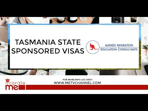 ' Migrate Me ' On Tasmania State Sponsored Visas | Episode 2 | Aussizz Group | Me TV