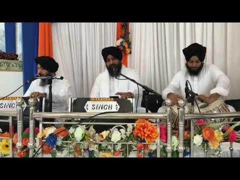ਿਨਰਗੁਣੁ ਰਾਿਖ ਲੀਆ I Nirgun Rakh Liya - Bhai Satvinder Singh Ji & Harvinder Singh Ji Delhi Wale