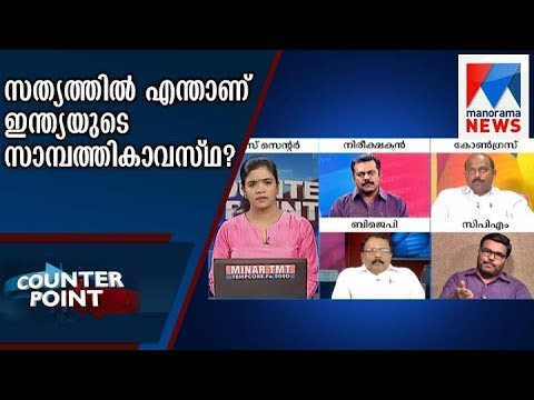 What is Indias real Financial state? | Manorama News