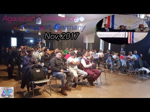 Agaiazian Conference Frankfurt, Germany -  Part ፩