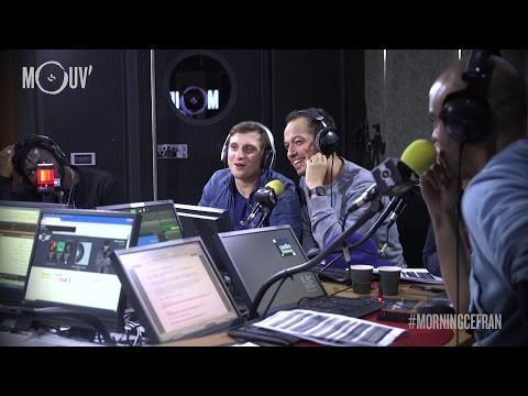 """GOLDEN MOUSTACHE : """"Nicolas Hulot nous a dit : allez-y !""""  #MORNINGCEFRAN"""