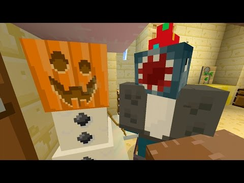 Minecraft Xbox - Quest For Smooch's Assistance (132)