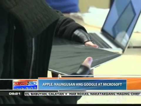 News to Go - Apple ousts Google as most valuable brand 5/10/11