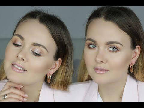 БЫСТРЫЙ МАКИЯЖ на НОВЫЙ ГОД 2020/ New Year Makeup