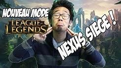 TOWER DEFENSE SUR LEAGUE OF LEGENDS : Nexus Siege (Nouveau Mode)