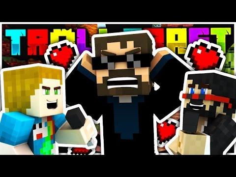 Minecraft: SSUNDEE LOVE SONG... - Troll Craft W/ Sparklez
