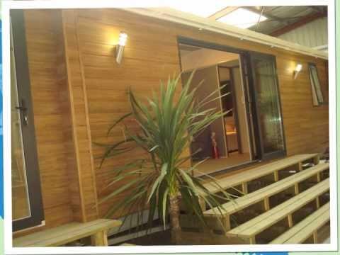 conception d 39 un mobile home sur mesure youtube. Black Bedroom Furniture Sets. Home Design Ideas
