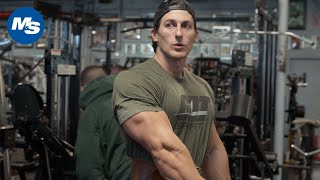 Sadik Hadzovic | What It Takes to be a Physique Pro | Ep. 2