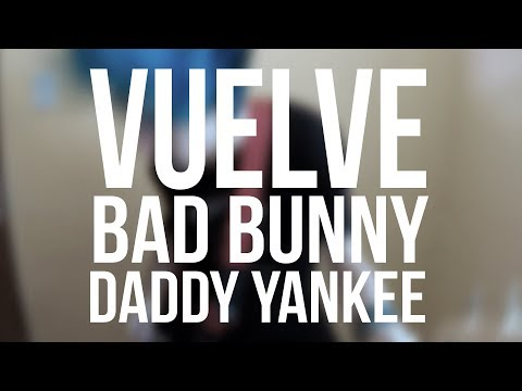 VUELVE - Daddy Yankee & Bad Bunny (Pop Punk Cover)