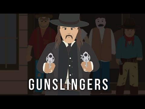 Gunslingers of the Wild West Mp3