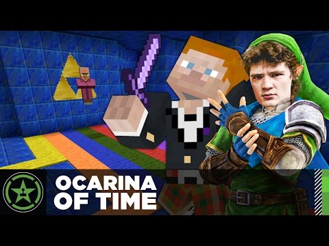 Let's Play Minecraft – Episode 204 – Ocarina of Time