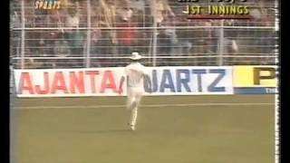 Mohammad Azharuddin 182 vs England 1st test 1992/93