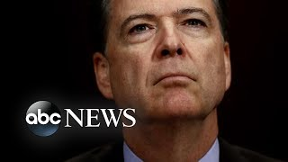 Comey memos released to Congress thumbnail