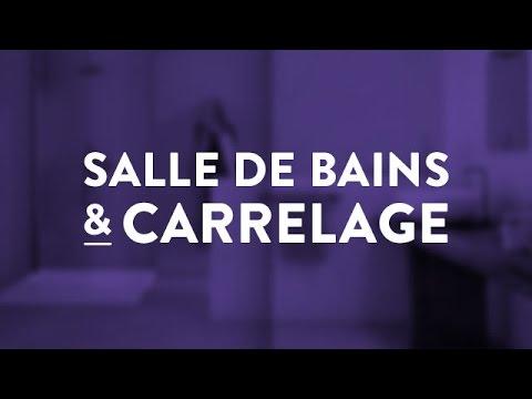 Quel Carrelage Mural Pour Votre Salle De Bains Conseilsdeco Tv Youtube