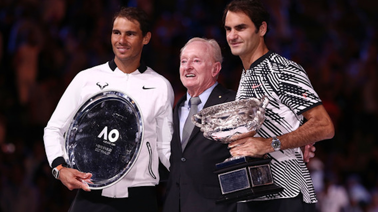 Tennis Academy Awards Starring Roger Federer Serena Williams Rafael Nadal And More Youtube
