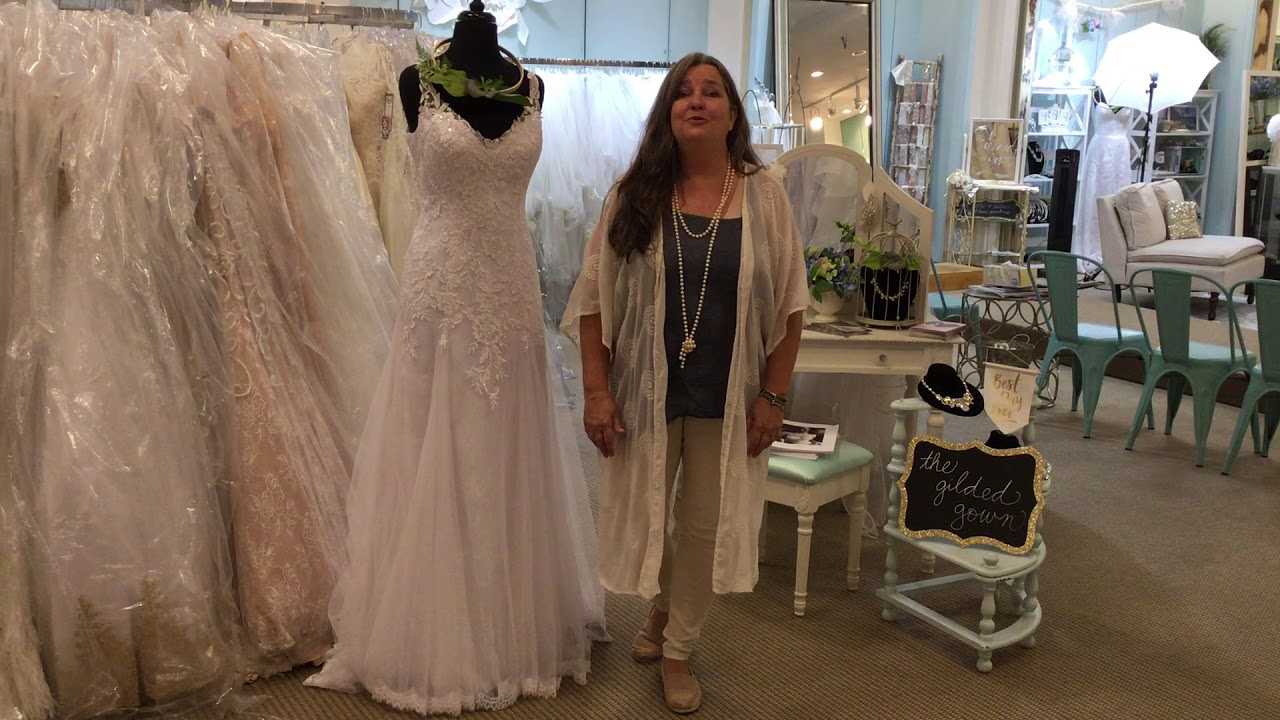 Welcome to the Gilded Gown from our owner Jacqui - YouTube