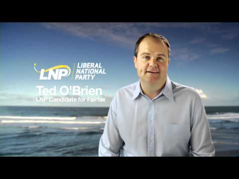 Liberal National Party | Ted O'Brien - Introduction