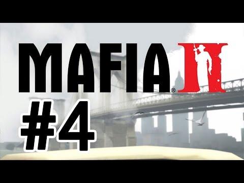 마피아 2 공략 60프레임 - PC Mafia 2 60FPS 제 4화 머피의 법칙 #04