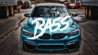 🔈BASS BOOSTED🔈 SONGS FOR CAR 2020 🔈 CAR MUSIC MIX 2020 🔥 BEST EDM, BOUNCE, ELECTRO HOUSE