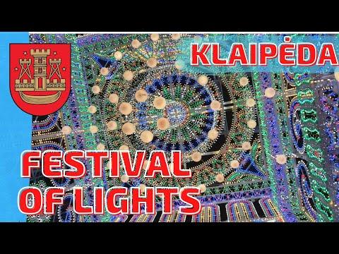 [4K] Klaipėda Lights Festival 2018