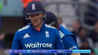 Jason Roy smashes 162 v Sri Lanka