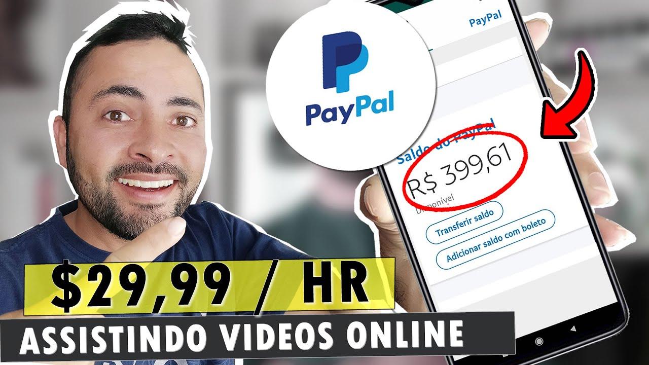 como ganhar dinheiro com vídeos online corretores de opções binárias regulamentados nos eua