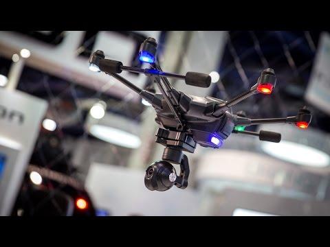Meet the Yuneec Typhoon H 4K Camera Drone