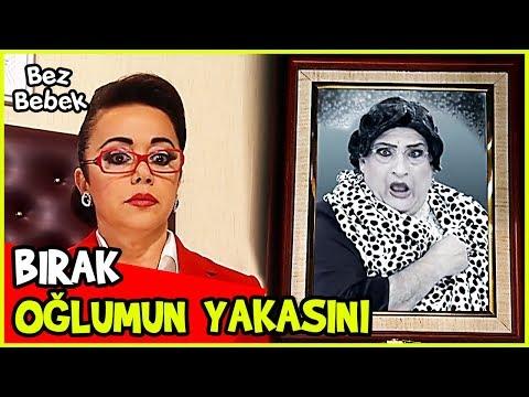 KULİNA, MÜDÜR'ÜN ANNESİNE KARŞI - Bez Bebek 40. Bölüm