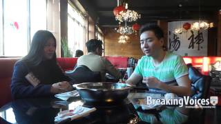 Interview withLittle Lamb Hot Pot Restaurant Chinatown Chicago