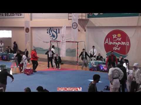 6034 - 68kg Ankara vs İstanbul  ve 2 musabaka var (2017 Turkish Senyor Taekwondo Championships)