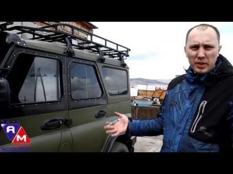 Видео: Тюнинг УАЗ Hunter. Турбодизельный охотник. Японский двигатель TD27 turbo!!!
