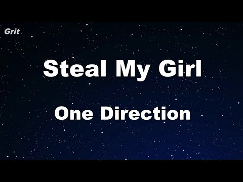 Steal My Girl - One Direction Karaoke 【No Guide Melody】 Instrumental