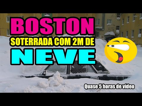 Boston Blizzard 2/15/2015