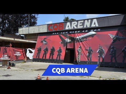CQB Arena: una location esclusiva