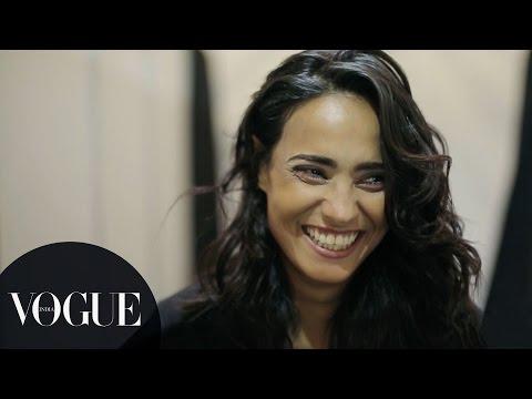 Do Models Really Eat? | Behind-the-Scenes at Amazon India Fashion Week | VOGUE India