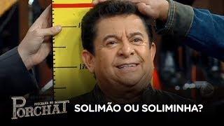 """Sertanejos brincam de """"Solimão ou Soliminha?"""""""