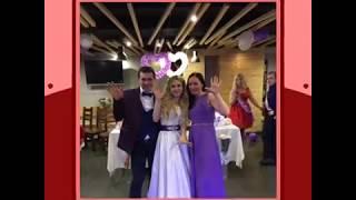 Видео-отзыв! Ведущая на свадьбу в Москве! Ведущая Наталия Семенова!!!