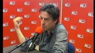 Les matinales invité Yvan Attal sur RCJ