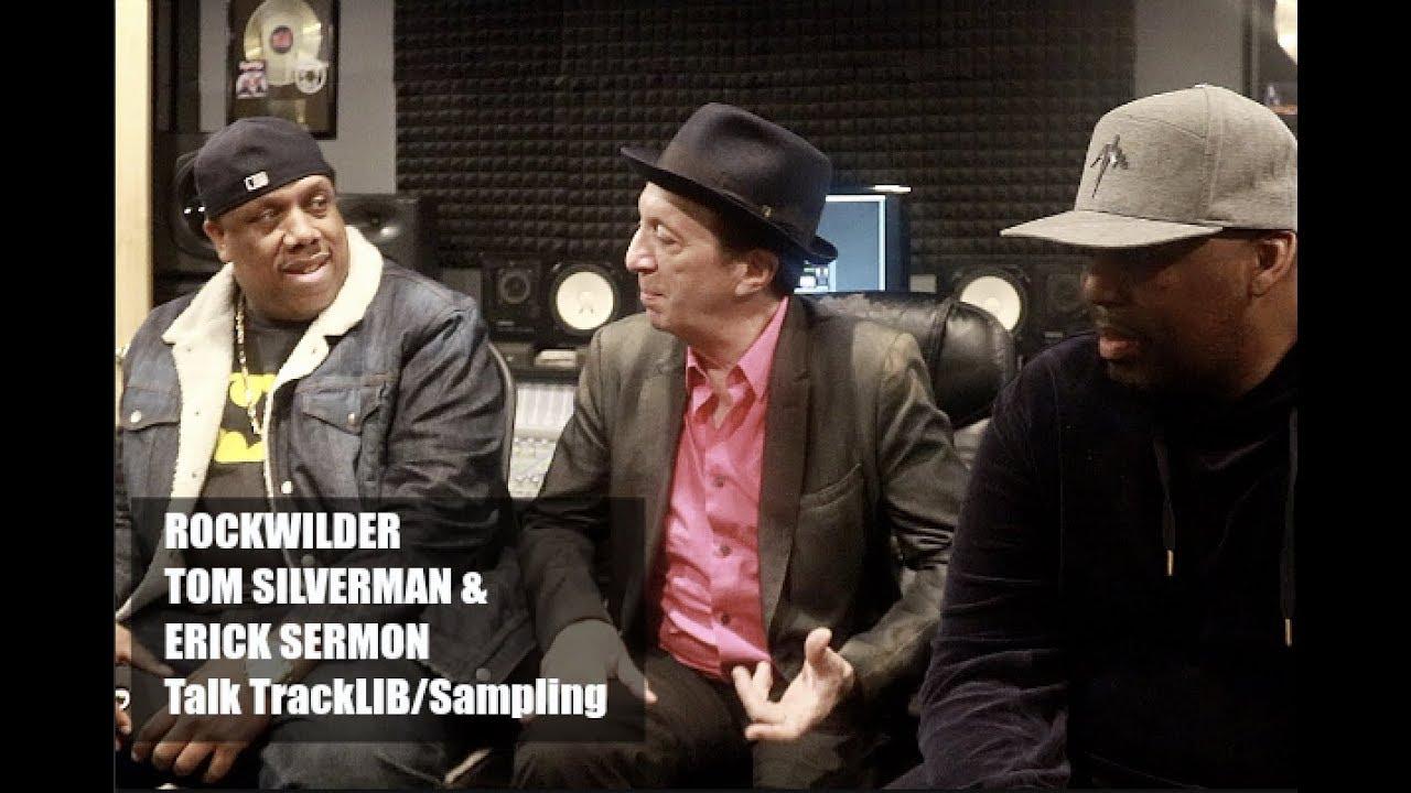 Erick Sermon, Rockwilder and Tom Silverman Talk Tracklib (Part 1)  [NODFACTOR COM]