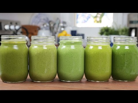 5-green-smoothie-recipes