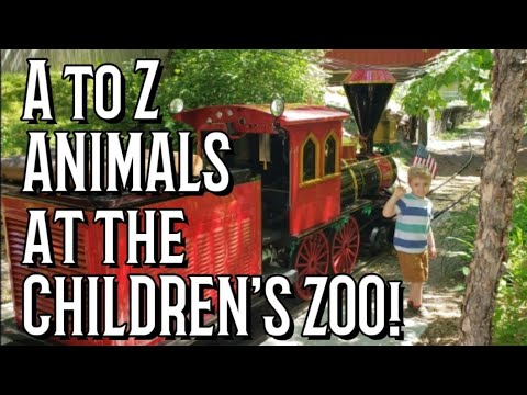 Download A to Z Animals at the Children's Zoo